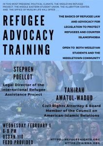Refugee Advocacy Training 101 (1) (2)